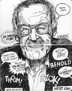 So long, Stan Lee