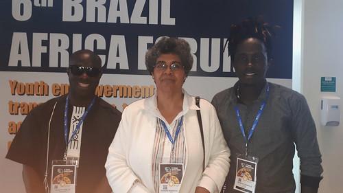 18.11. Diretora Geral participa no 6º Fórum Brasil África