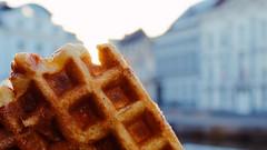 Waffle Squares