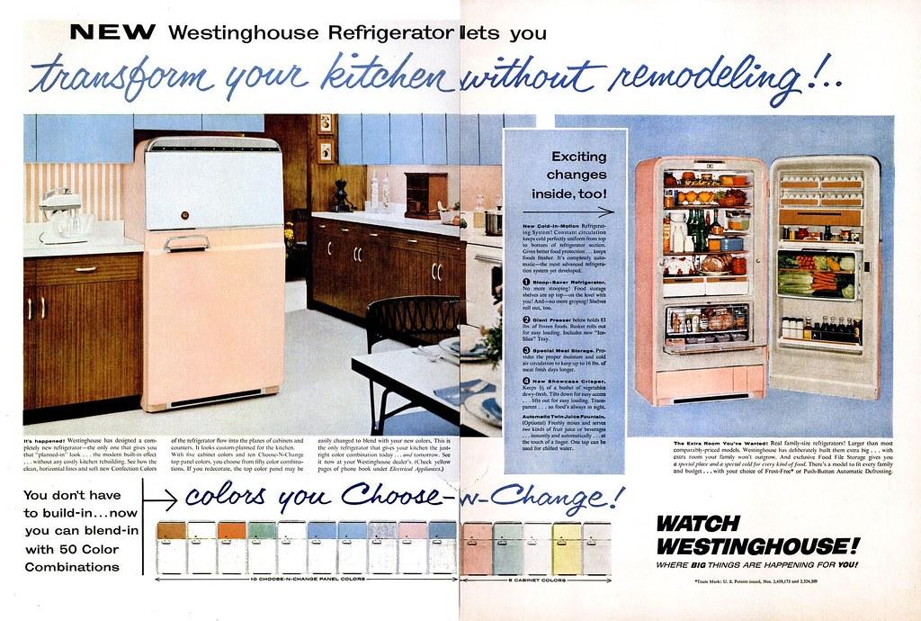 Westinghouse 1956