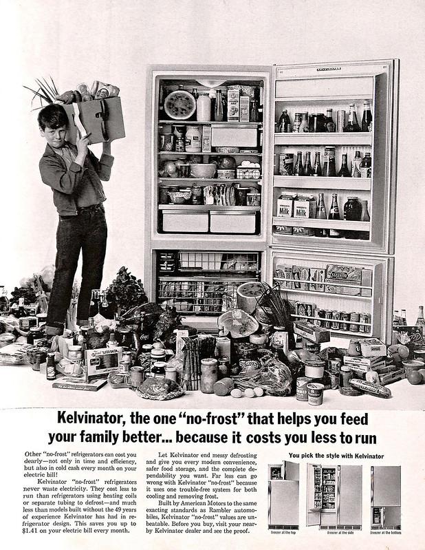 Kelvinator 1963