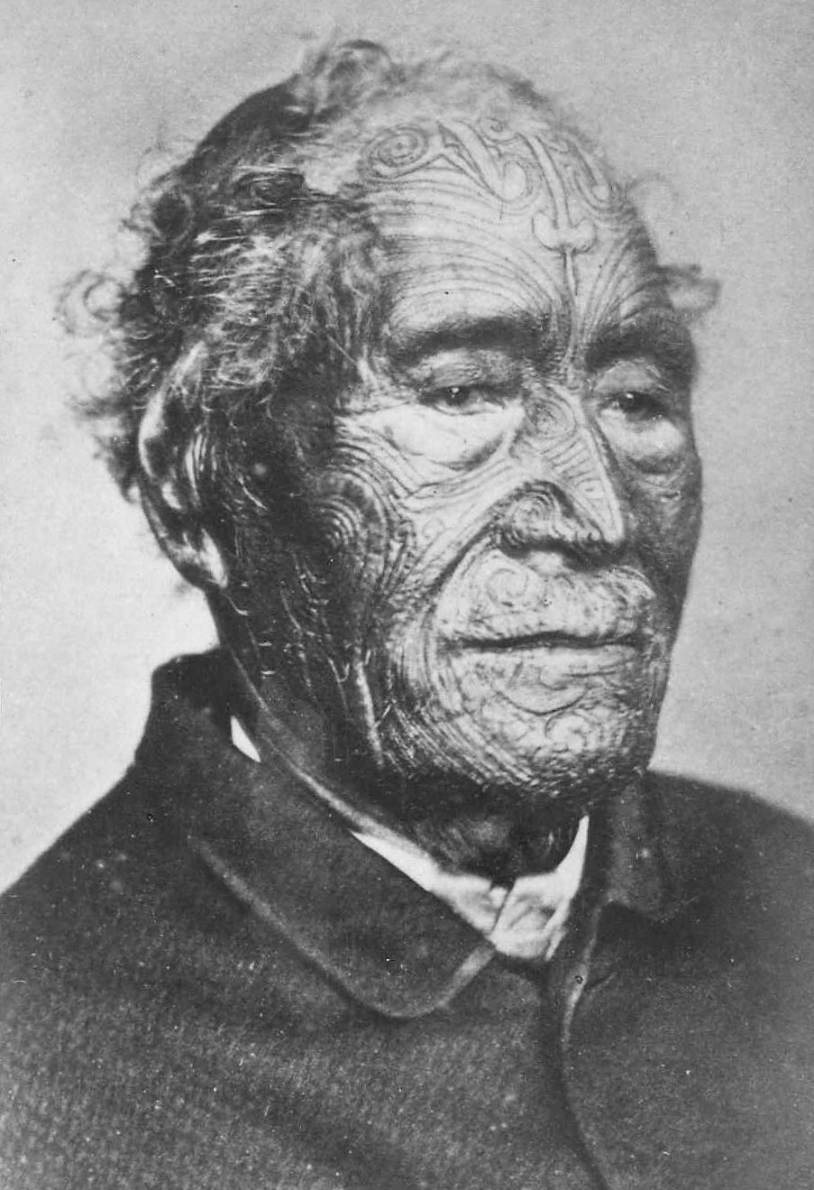 Tāmati Wāka Nene of Ngāpuhi was a signatory of the Treaty of Waitangi in 1840, and he also was influential in convincing others to sign.