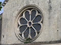 20080519 25912 Jakobus Montreal Kirche Fenster Rosette - Photo of Marmeaux