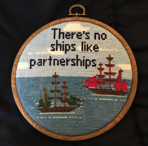Red Ships and Green Ships