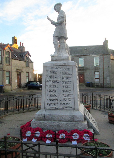 War Memorial Ellon