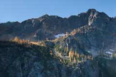 Cutthroat Lake Hike, Washington