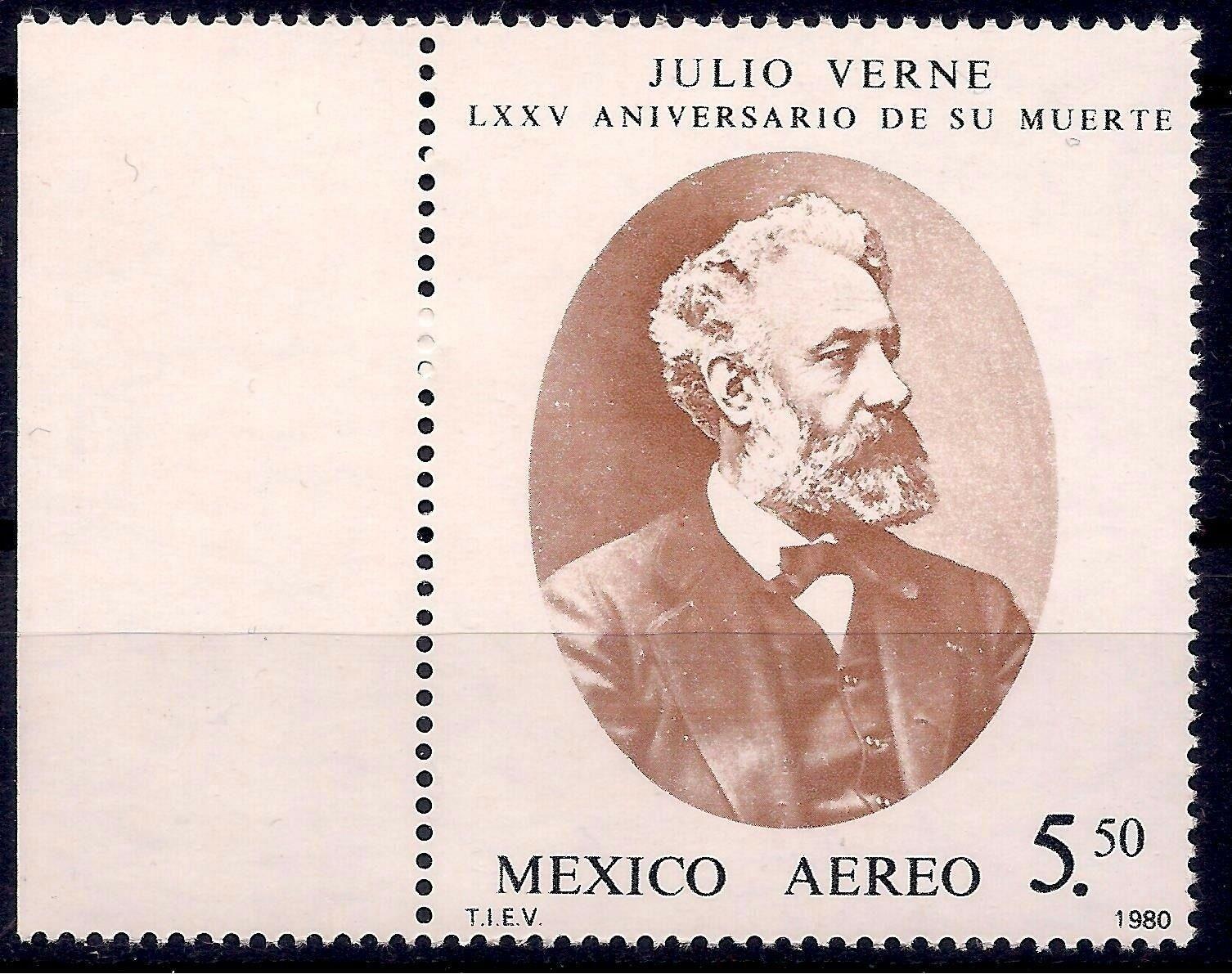 Mexico - Scott #634 (1980)