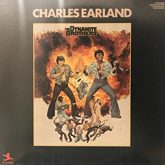 CHARLES EARLAND:THE DYNAMITE BROTHERS(ORIGINAL MOTION PICTURE SOUNDTRACK RECORDING)(JACKET A)