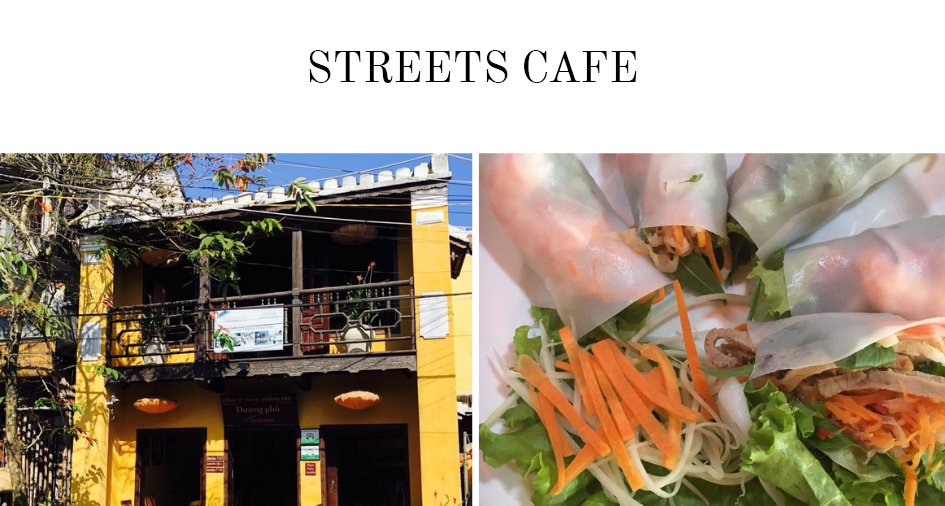 STREETS CAFE