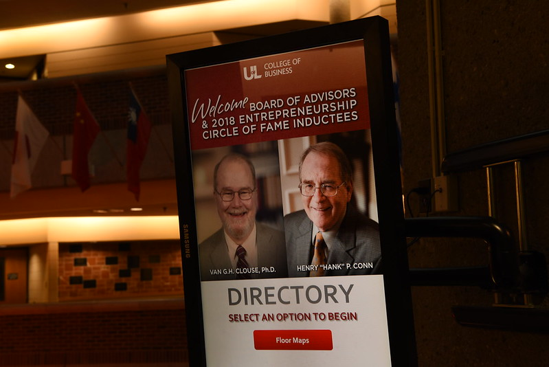 UofL College of Business 2018 Entrepreneurship Circle of Fame