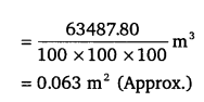 NCERT Solutions for Class 9 Maths Chapter 13 Surface Area and Volumes 62