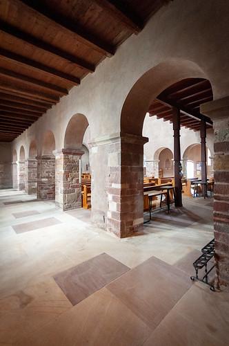 Abbatiale St Trophime 2 (Eschau, France)-108