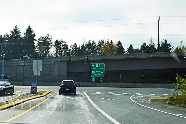 SR 522 @ US 2