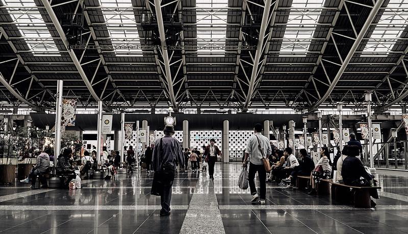 Kita Railway Station, Osaka