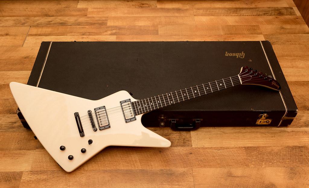 Gibson Explorer '84 model