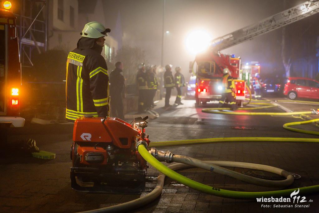 Balkonbrand Oestrich 01.12.18