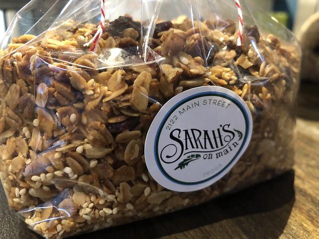 Sarah's Bakery