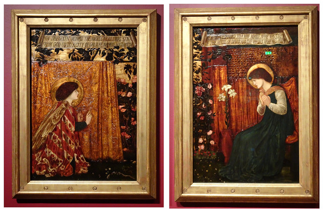 Two Side Wings Brighton Annunciation & Nativity 1