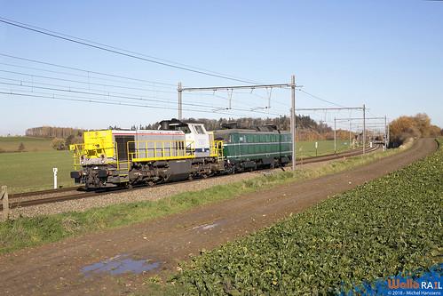 7861 B-Technics + 2005 . Z 14946 . Ligny . 15.11.18.