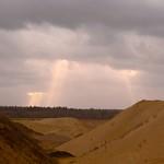 Sand - Wolken - Licht - 2007 - Tarbek - Schleswig-Holstein - Germany