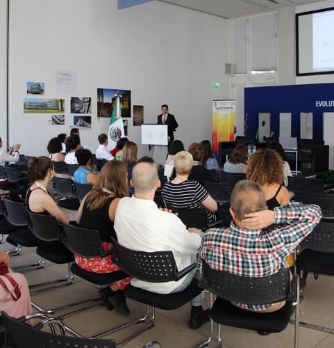 Ciclo de conferencias y talleres Berlin 2018