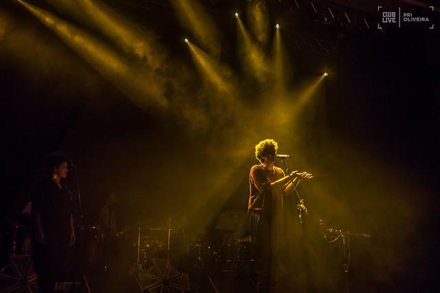 Cordel do Fogo Encantado - Ópera de Arame - 01/12/2018
