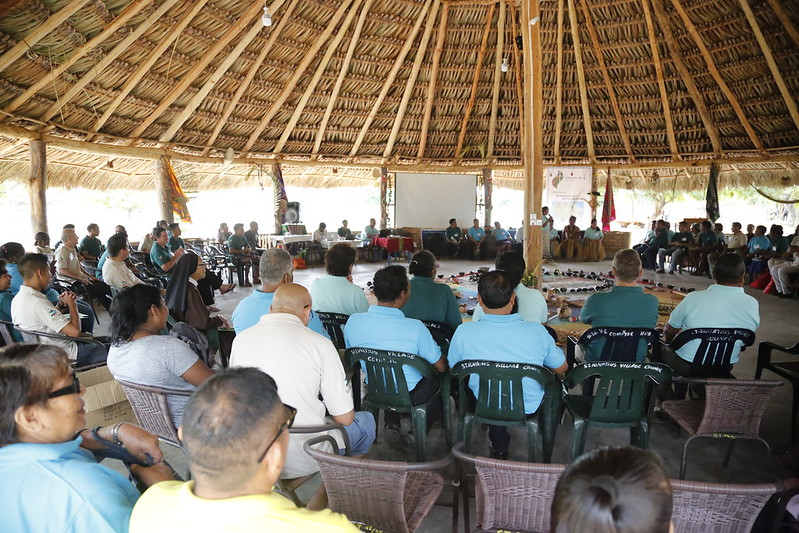 Pre-synod meeting on Amazon in Lethem Guyana