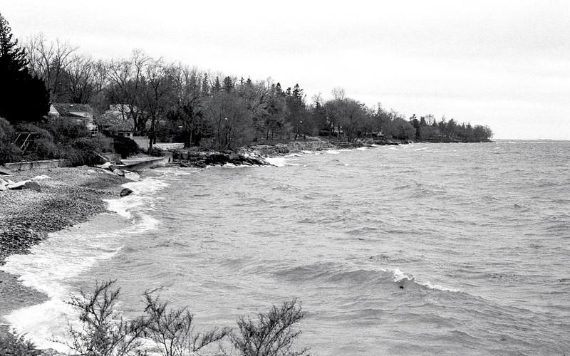 Lake Ontario Shore Dec 1