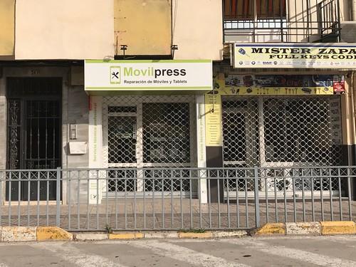 Tienda de reparación de móviles en Martos.