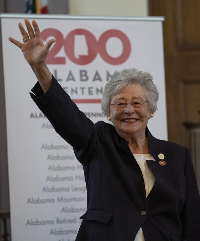 121418 Announcement of Alabama Bicentennial Year