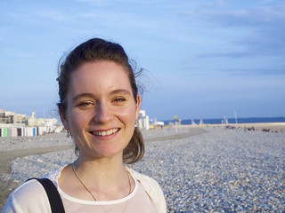 Portrait à la plage