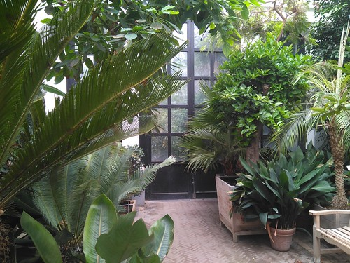 Jardín Botánico Lovaina