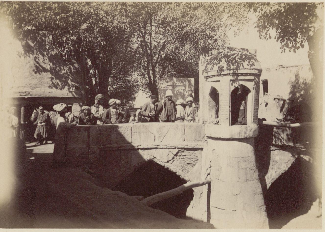 28. Бухара. Малый мост
