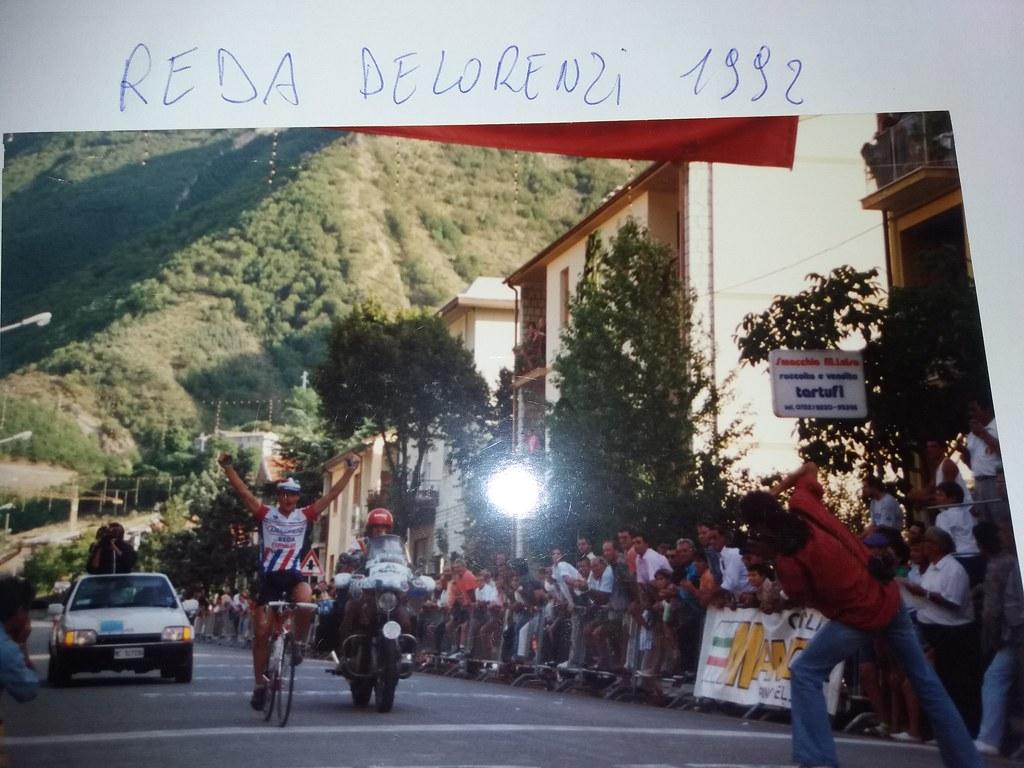 Primo class a Piobbico  30 agosto 1992