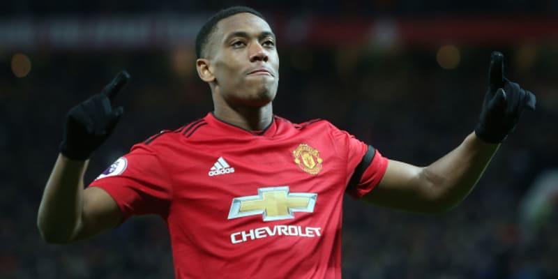 Martial memiliki bakat untuk mencapai level Ronaldo