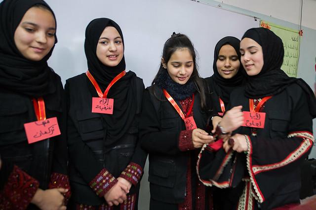 Visit the UNRWA Camp, Nikon D4, AF-S Zoom-Nikkor 14-24mm f/2.8G ED