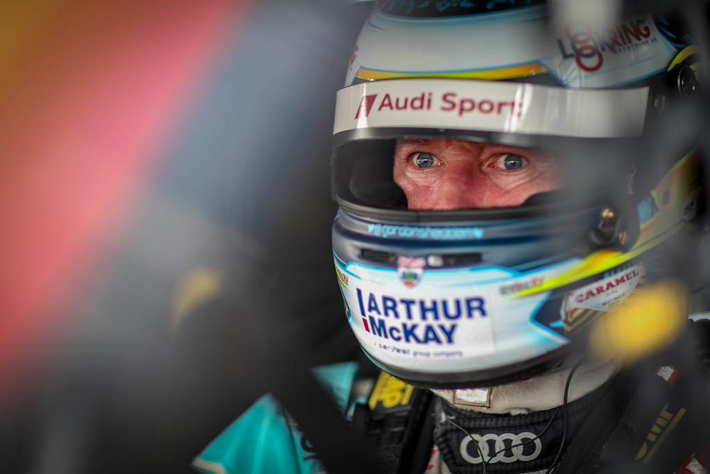 SHEDDEN Gordon, (gbr), Audi RS3 LMS TCR team Audi Sport Leopard Lukoil, portrait during the 2018 FIA WTCR World Touring Car cup of Macau, Circuito da Guia, from november  15 to 18 - Photo Alexandre Guillaumot / DPPI