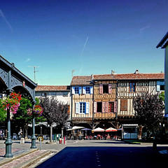 Mirepoix, Ariège, France - Photo of Saint-Quentin-la-Tour