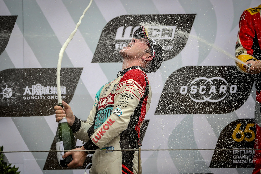 VERNAY Jean-Karl, (fra), Audi RS3 LMS TCR team Audi Sport Leopard Lukoil, portrait during the 2018 FIA WTCR World Touring Car cup of Macau, Circuito da Guia, from november  15 to 18 - Photo Alexandre Guillaumot / DPPI