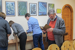 Ket, 11/15/2018 - 01:25 - Autorė: Snieguolė Misiūnienė. © Vilniaus universiteto biblioteka, 2018 m.