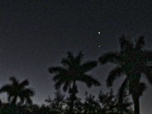 Venus and Jupiter 01-20190119