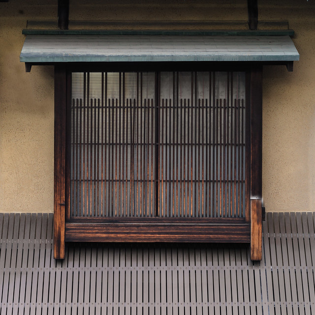 Kyoto window