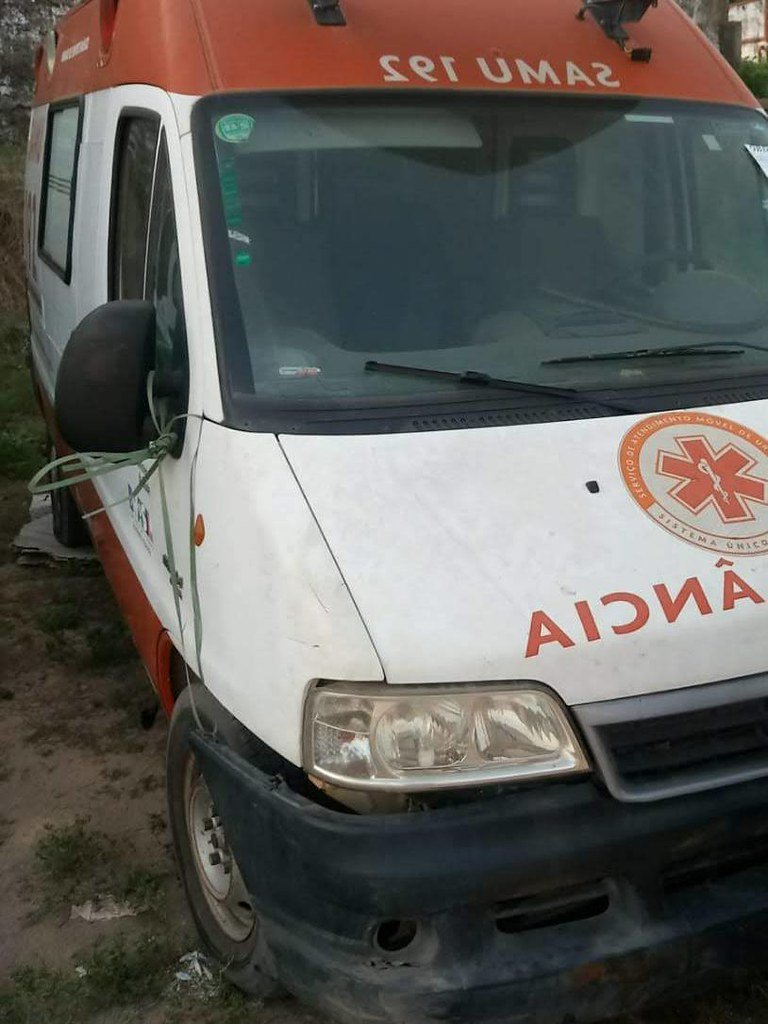 Processo sobre o sumiço de ambulância do Samu em Óbidos passa para o MPF , ambulancia - Óbidos