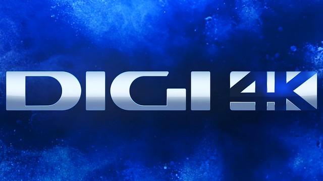 Digi 4K, prima televiziune 4K din România – Detalii tehnice, cum se receptioneaza postul Digi 4K