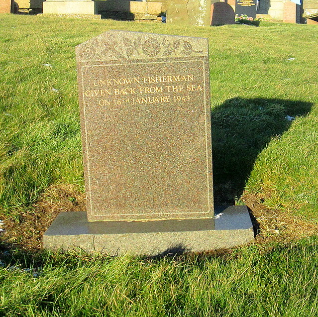 Possible War Grave, Peterhead