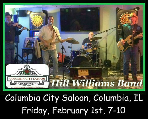 Hill Williams Band 2-1-19