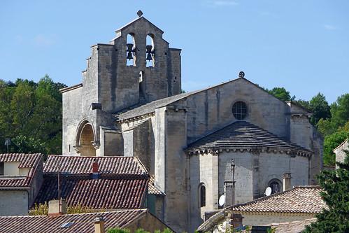 Eglise de Saint-Restitut (Drôme)