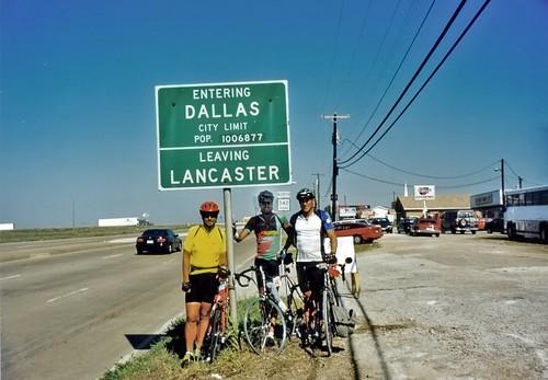 Entering Dallas (1)