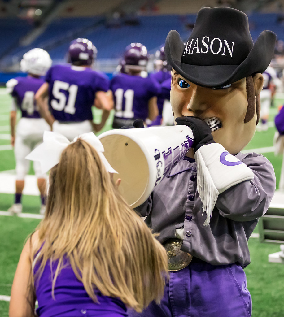 Mason Punchers Football
