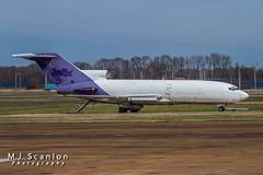 Ex-N144FE | Boeing 727-21C | Millington-Memphis Airport